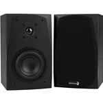 "MK402 4"" 2-Way Bookshelf Speaker Pair"