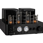 HTA100BT Hybrid Stereo Tube Amplifier with Bluetooth USB Aux In Sub Out 100W